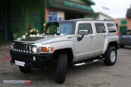 Hummer na ślub