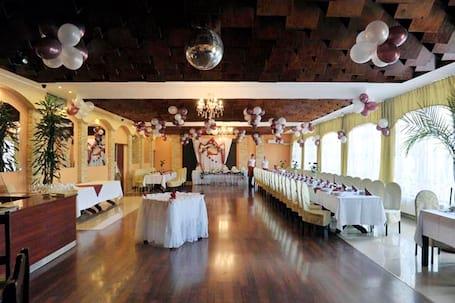 Firma na wesele: SALA WESELNA PRZY MIŁEJ