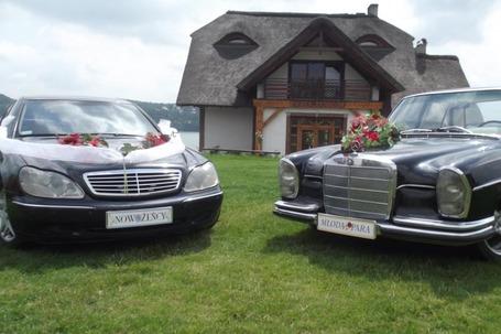 Firma na wesele: MERCEDES KLASY S DO ŚLUBU Z KLASĄ