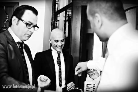 Firma na wesele: FOTOEMOCJE.PL