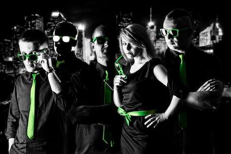 Firma na wesele: Zespół Zieloni