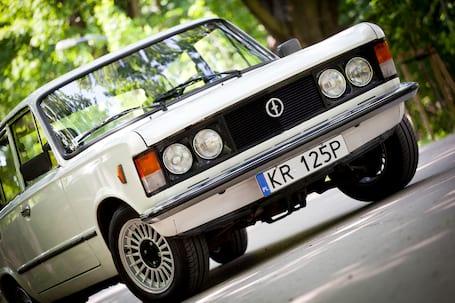 Firma na wesele: FIAT 125p