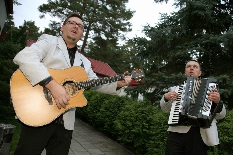 Mariusz i Piotr