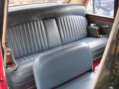 Jaguar Daimler ds420