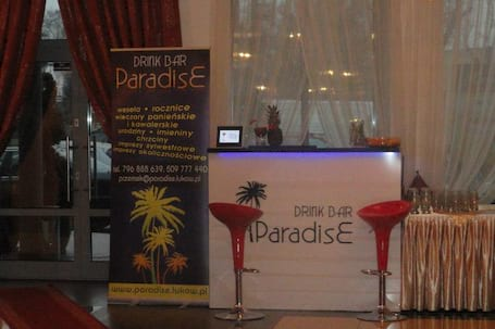 Firma na wesele: Drink Bar Paradise