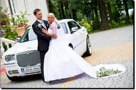 Firma na wesele: Auta na ślub Auto do ślubu