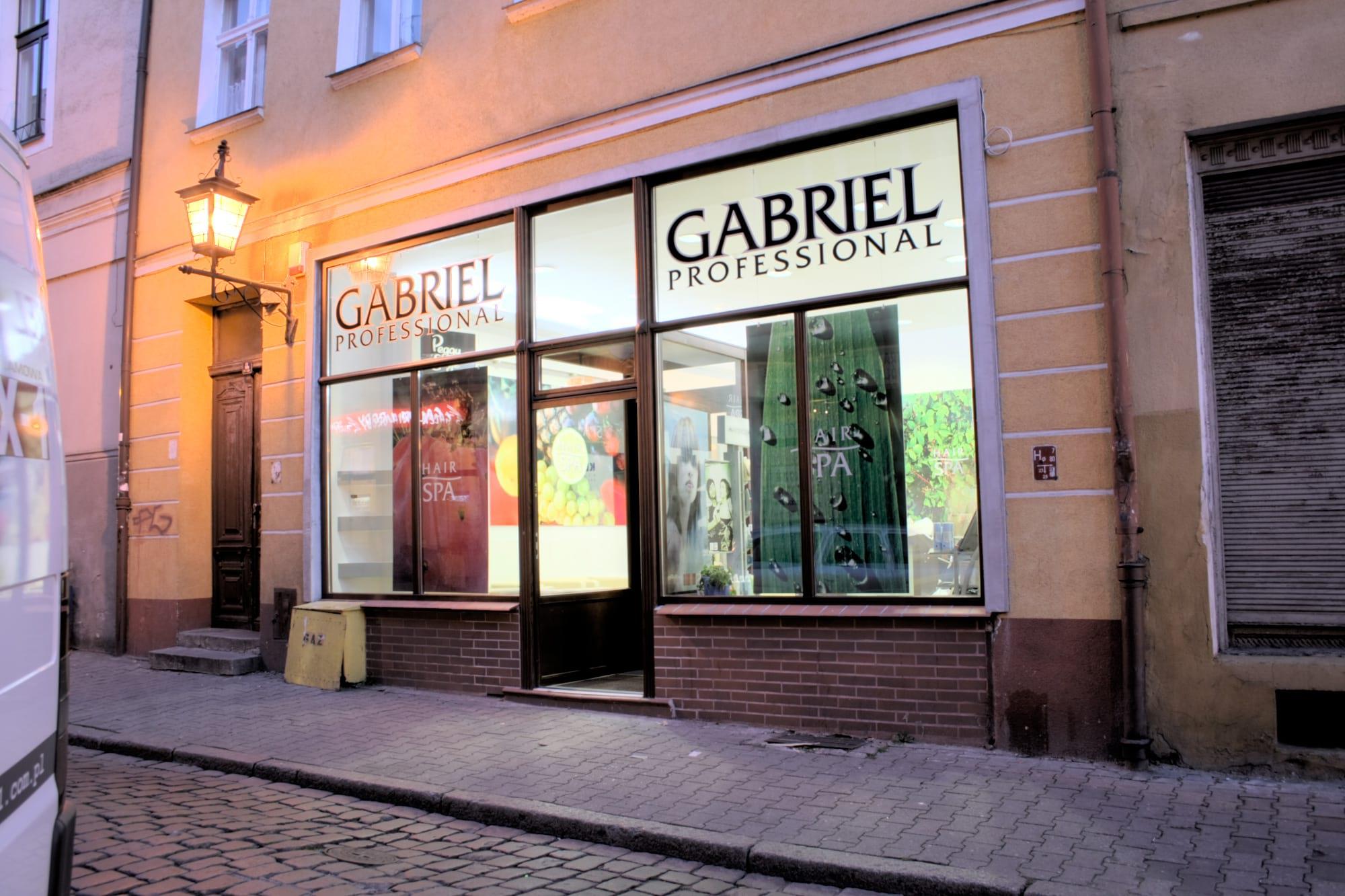 Gabriel Professional Grudziądz Fryzjerzy I Kosmetyczki