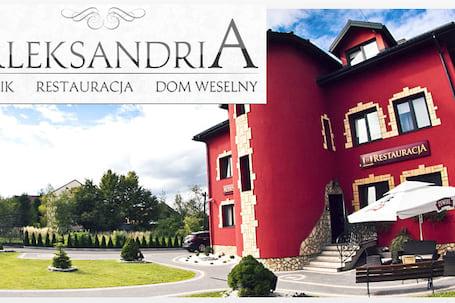Firma na wesele: Aleksandria Dom weselny, Hotelik