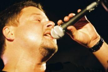 wokalista Jacek