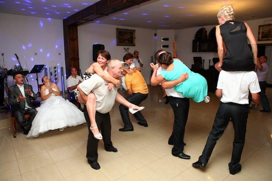 weselny taniec z gwiazdami