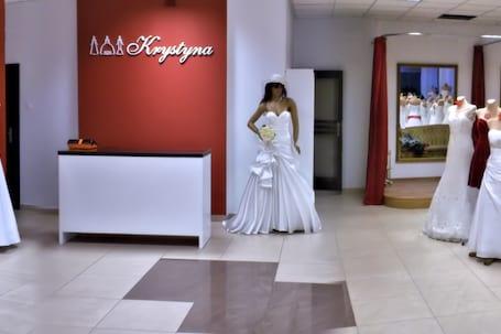 Firma na wesele: Salon Ślubny Krystyna