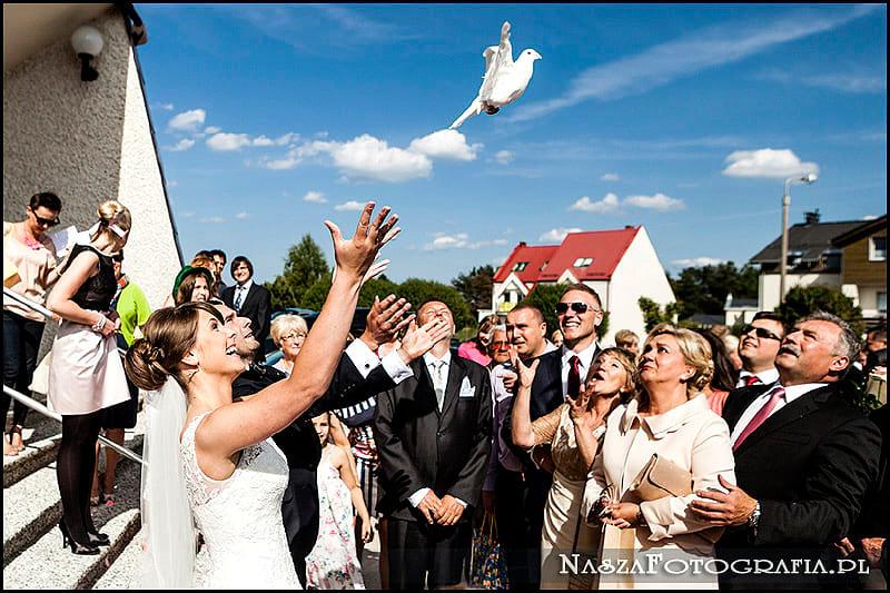 ślub w Gdańsku-Osowej