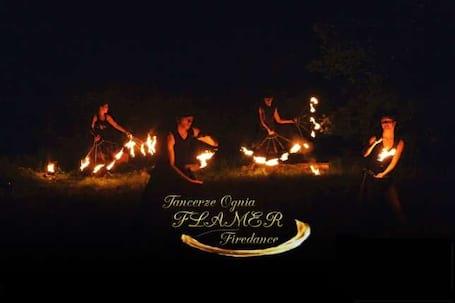 Firma na wesele: Flamer  Firedance Tancerze  Ognia