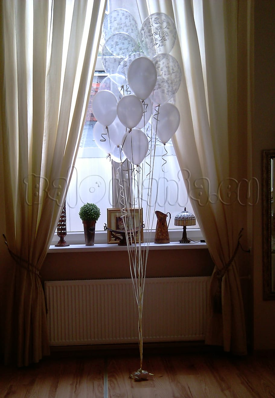 Stojące balony