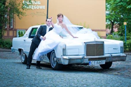 Firma na wesele: Limuzyna do ślubu