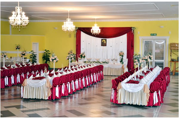 Sala weselna do 300 osób