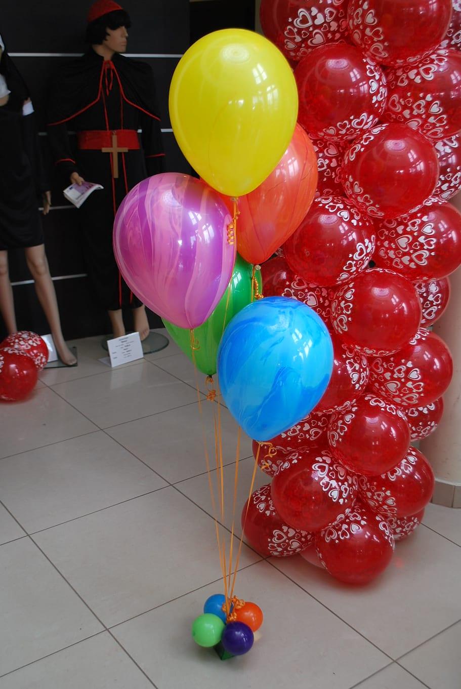 bukiet balonowy