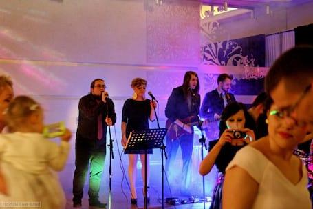 Firma na wesele: Uściński Live Band