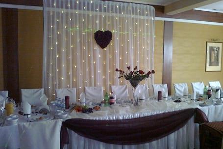 Firma na wesele: Hotel Restauracja RAD