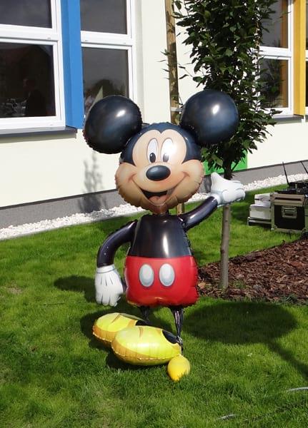 dekoracja myszka miki