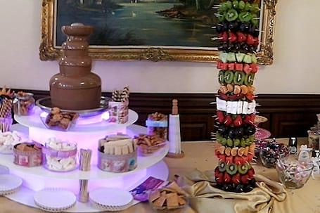 Firma na wesele: Fontanna czekoladowa Rzeszów Krosno