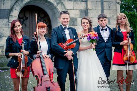 Firma na wesele: OblivionArt - duet, trio, kwartet
