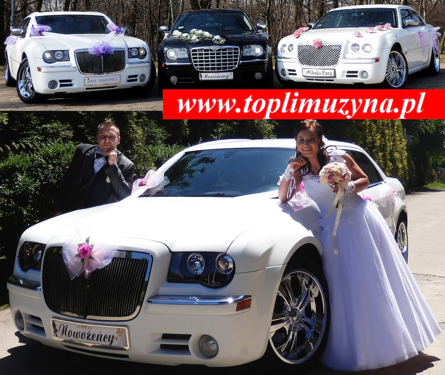 3 x Chrysler 300C