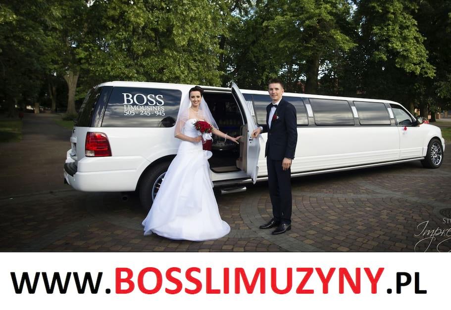 Boss limuzyny najdłuższe limuzyny w Łodzi :)