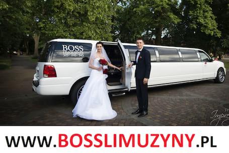 Boss Limuzyny Łódź JAGUAR BMW HUMMER