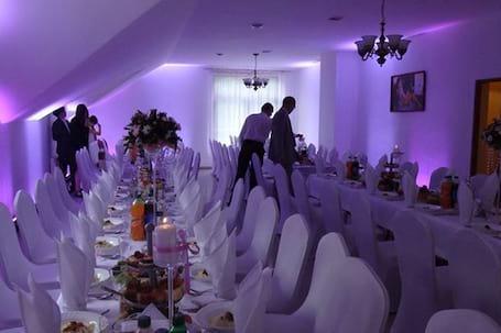 Firma na wesele: Zajazd Złota Woda