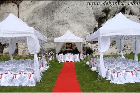 Firma na wesele: Monika dekoracje okolicznościowe