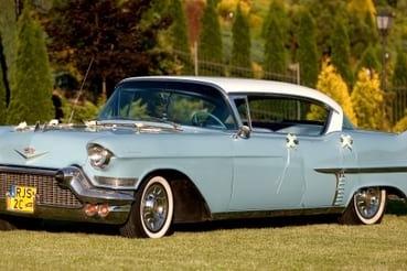 Firma na wesele: Cadillac do ślubu