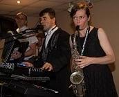 Saksofon, Akordeon i Keyboard