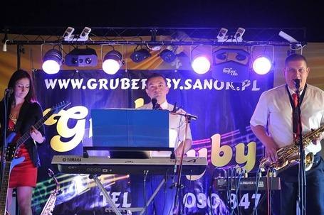 zespół muzyczny GRUBE RYBY