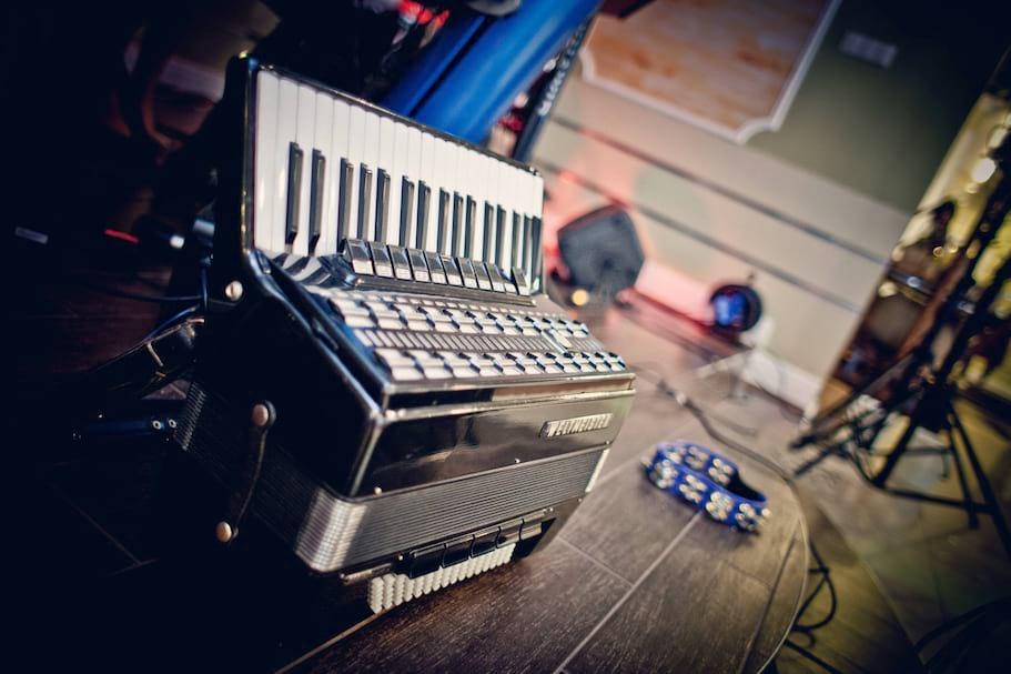 Akordeon - instrument niezbędny do biesiady