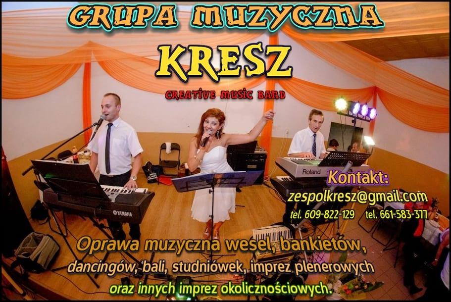 Zespół KRESZ - Folder promocyjny