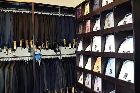 Firma na wesele: garnitury