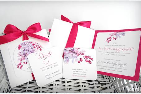 Firma na wesele: KARTKA - Studio graficzne
