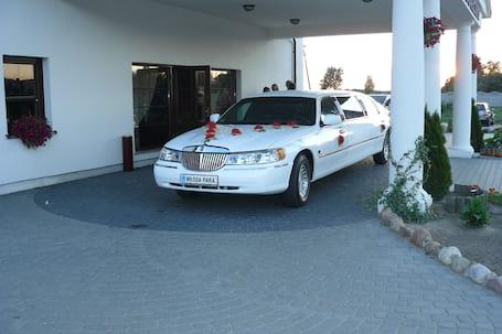 Firma na wesele: WYNAJEM LIMUZYNY auto do ślubu