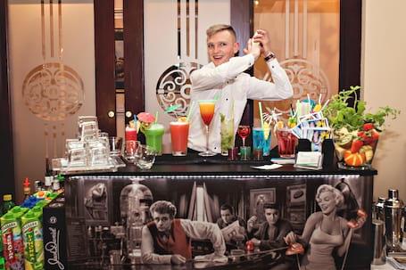 Mobilny Weselny Drink Bar, Jasło