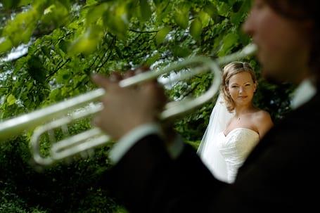 Firma na wesele: Trąbka - oprawa muzyczna ślubów