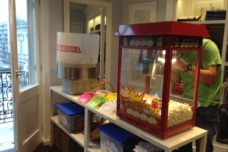 Firma na wesele: Popcorn