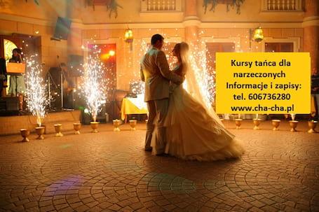 Firma na wesele: Szkoła tańca CHA-CHA