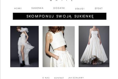 Firma na wesele: FORTE WHITE