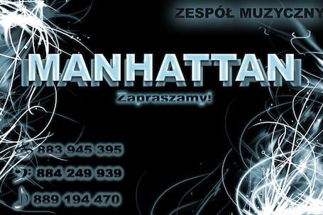 Zespoł muzyczny Manhattan