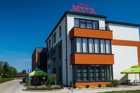 Firma na wesele: Pensjonat MYKA***