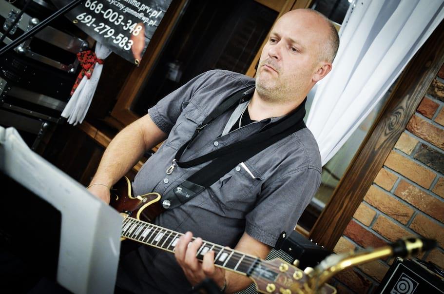 Tomek- Saxofon, Gitara Elektryczna, Konferansjerka