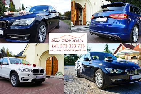 Firma na wesele: Auto Ślub Lublin