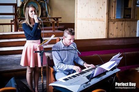 Firma na wesele: Oprawa muzyczna mszy świętej
