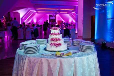 """Firma na wesele: Dekoracja Światłem """"SHOWLIGHT"""""""